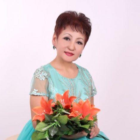 Айыллаана Слепцова Бандерова